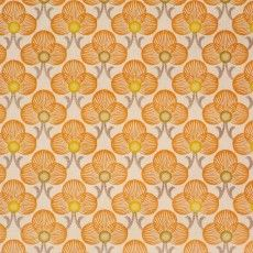 Circle pattern retro wallpaper and circles on pinterest - Papier peint vintage 50 ...