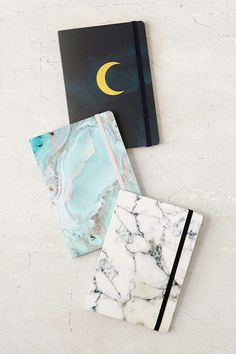 Marble Journal ($12) | 16 Essentials Every Bullet Journaling Fanatic Should Have | POPSUGAR Smart Living
