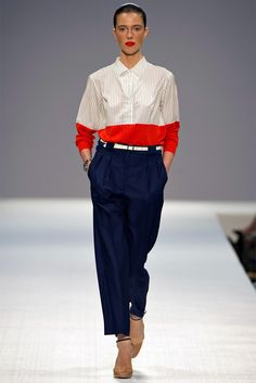 Paul Smith - colour blocking