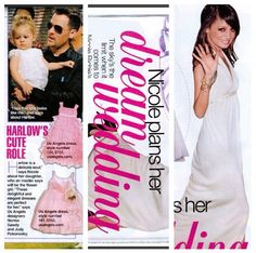 Nicole Richie, thanks for including us on your big day! Everyone looked fanastic, especially Harlow in her #usangels attire! #throwbackthursday #tbt #intouchmag #2010