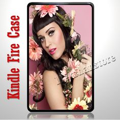 Katy Perry stocking filler Kindle Fire Case