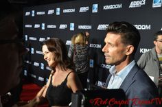 "Joanna Going & Frank Grillo at DIRECTV's Kingdom Premiere Event #KingdomDIRECTV #MMA  Red Carpet Interviews from DIRECTV's MMA Drama ""Kingdom"" Premiere on Venice Beach #KingdomTV #KingdomDIRECTV #MMA #Video #Trailer #Photos  http://www.redcarpetreporttv.com/2014/10/02/red-carpet-interviews-from-directvs-mma-drama-kingdom-premiere-on-venice-beach-kingdomtv-kingdomdirectv-mma-video-trailer-photos/"