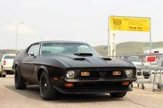 1971 Ford Mustang Fastback Mad Max Tribute – The Classic Car Shopper