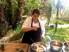 Spring Chef Challenge at Your Life A to Z: Chef Rita