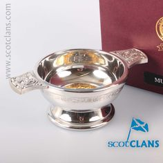 Murray Clan Crest Qu