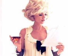 Kate Moss as Marilyn Munroe