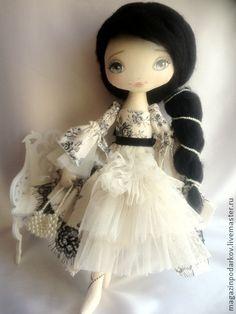 Коллекционные куклы ручной работы. Ярмарка Мастеров - ручная работа Кукла Мирабелла. Handmade.