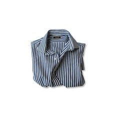Five Excellent Shirts for Your Post-Summer Return to the Office ❤ liked on Polyvore featuring tops and shirts
