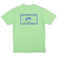 Every southern gentleman needs an Original Skipjack T-Shirt! #SouthernTide #AshworthPrimandProperLoves