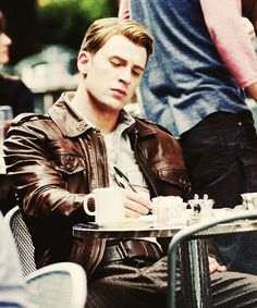Chris Evans [Captain America]