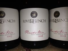 The BENCH. If you LOVE Pinot... ITS a MUST! #Riverbench #Pinot