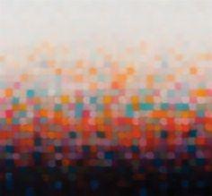 Matthew Johnson   Lumen Terrain V 2009  Oil on linen   142 x 151 cm