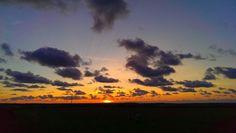 Another glorious sunset.