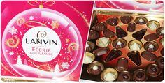 Les assortiments décor Lanvin chocolat  Féerie Gourmandes