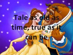 This song sang as the wedding party comes in by my Aunt Felicia and Uncle Larry. I want to change Beauty and the Beast to Victoria and Ben. The beat works perfectly!!!