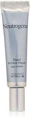 Neutrogena Rapid Wrinkle Repair Eye, 0.5  Ounce Neutrogena http://www.amazon.com/dp/B004D24818/ref=cm_sw_r_pi_dp_1QhZtb0Q93XGSZEV