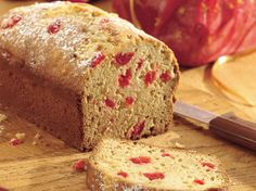 Bake this cranberry-dotted quick bread, sweetened fast with canned pineapple, for your own table or for a sweet treat to give.