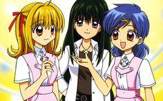 Lucia, Lina et Hanon Mermaid Melody, Mermaid Princess, Anime Mermaid, Anime Friendship, Classic Girl, Another Anime, Japanese Cartoon, Merfolk, Kawaii