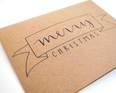 Znalezione obrazy dla zapytania christmas card calligraphy