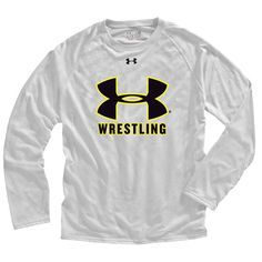 Under Armour Mens Long Sleeve Wrestling T-Shirt