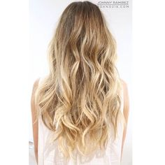 "553 Likes, 29 Comments - JOHNNY RAMIREZ Colorist (@johnnyramirez) on Instagram: ""My hair color creation❤️ #blonde #softblonde #beachhair #beachyhair #beautifulhair #ramireztran…"""
