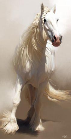 Windswept beauty • Paul Miners Fine Art