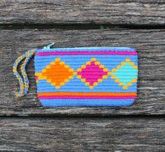 Mobolso - Wayuu Mochilas - Wayuu Clutch Purse - Carla