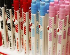 Hello Kitty Mechanical Pencil with Eraser