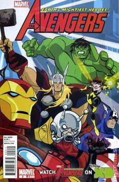 Avengers Earths Mightiest Heroes (2010 3rd Series) 2