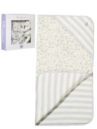 £39.50 Bonnie Bundle cotton quilted blanket 'BELL'
