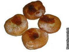 Tvarohové šišky Recepty.pozri.sk Dobré recepty na každý deň Eastern European Recipes, Doughnut, Rum, Food, Basket, Essen, Meals, Rome, Yemek