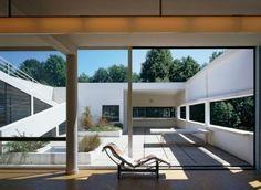 corbusier, architecture, modern contemporary interior design