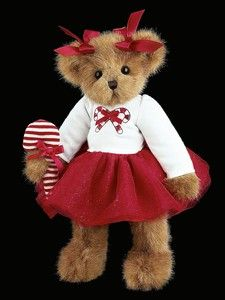 Connie Candycane by meredith Christmas Teddy Bear, Mandala Tattoo Design, Bear Pictures, Boyds Bears, Bear Wallpaper, Cute Teddy Bears, Bear Toy, Hobbies And Crafts, Candy Cane