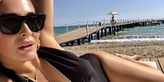YO Y MI PERLA, DEL MEDITERRÁNEO Elle Blogs, Sunglasses, Fashion, Crochet Bathing Suits, Pictures, Moda, Fashion Styles, Eyewear, Fashion Illustrations