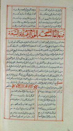 Manuscript-Kebsu al-Mujtadi Wa Tarkiyatu al-Mubtadi Combattre La Cellulite, Free Pdf Books, Sufi, Ancient Egypt, Astronomy, Quran, Mystic, Book Art, Islam