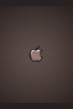 Apple Glass Wallpaper