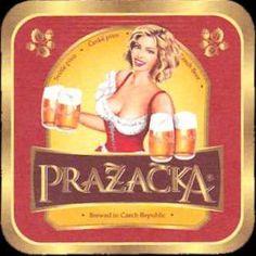 Czech Beer Coaster