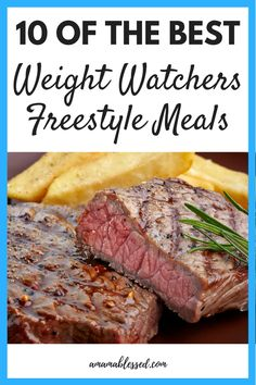 Are you looking for Weight Watchers recipes with points? These Weight Watchers Freestyle recipes are simply delicious. They are all with Smartpoints and are perfect for lunch or dinner. Some are made in the crock pot for easy and delicious meals! #WeightWatchers #WeightWatchersFreestyle #weightloss #Smartpoints #healthyeating #lowcarb #lowcarbrecipes #crockpot #slowcooker