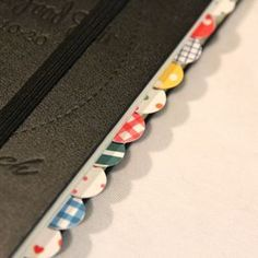 Crafty organization: Make your planner more personal with washi tape dots | The Craft Blog