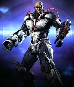 Cyborg Regime - Purchase in Armory Archive Dc Heroes, Comic Book Heroes, Comic Books, Comic Art, Gi Joe, Dragon Ball Z, Marvel Dc, Marvel Comics, Cyborg Dc Comics