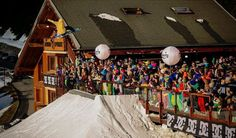 Le Rond Point Apres Ski