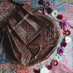 waiste:  Beautiful new bag from @bohemiadesign