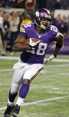 Adrian Peterson - Vikings