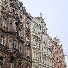 #prague #prag #praha #winter #houses