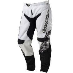 I Use this pair of 2013 Troy Lee designs women's GP Air Savage Riding Pants They have a cherry patch on back. Very Comfortable! Danielle Oxford dirt bike.