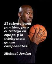 Frase de Michael Jordan