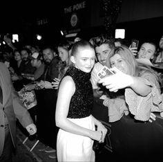 Sadie Sink at the Premiere Of Netflix's