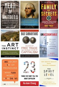 Today only, 60 top-rated non-fiction books are $2.99 each for Kindle - good deal, having in mind that non-fiction is not easy to find on Kindle Daily Deal