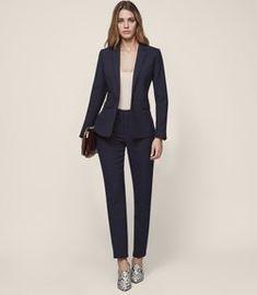Women's Trousers - Designer Women's Trousers By Reiss