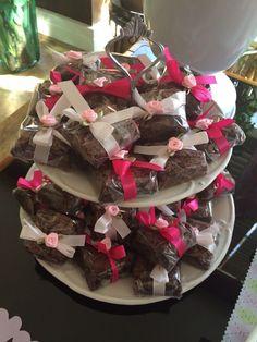 Brownies - favors